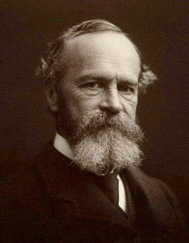 Nacimiento de William James, filósofo y psicólogo, la verificabilidad, concepción de la verdad para james.