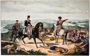 Finaliza la Guerra de los Supremos (1839-1842), con la derrota de los rebeldes, en cabeza del General José María Obando.