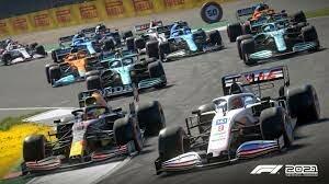 F1 racing  game