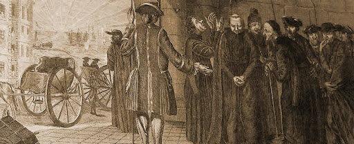 Se dictó el decreto sobre la Ley de expulsión de los jesuítas.