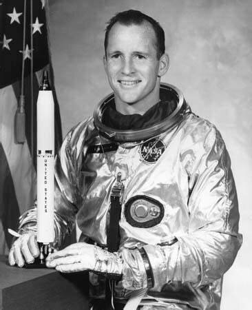 First American to Walk in Space