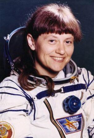 First Woman to Walk in Space