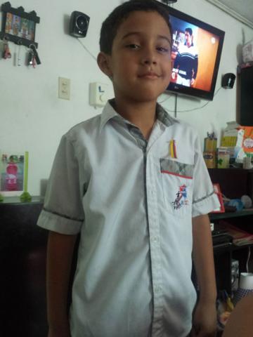 enter in the school