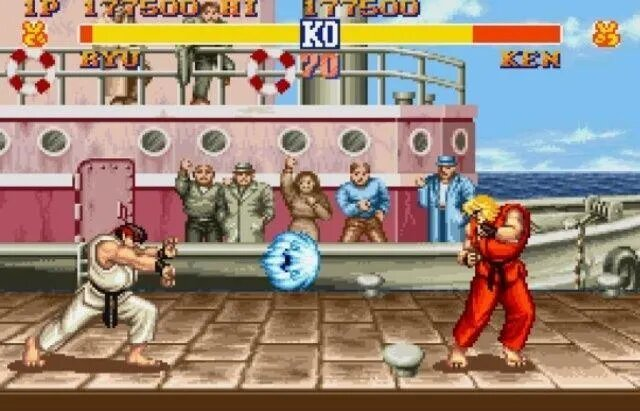 La revolución de videojuegos de los años 90s