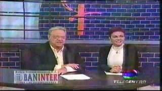 """""""Con Freddy y Milagros"""" en Telecentro"""