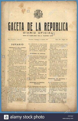 Diario Oficial de la Federación de 25 de octubre