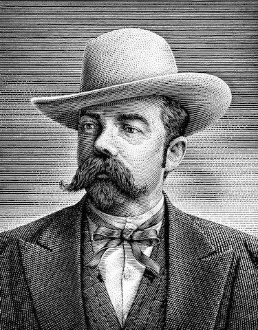 Nacimiento del fundador de la marca de licores, Jack Daniels