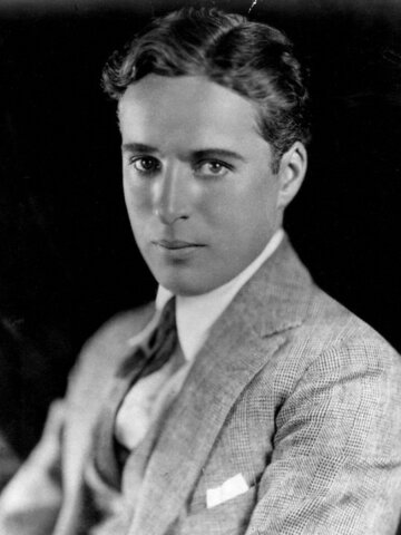 Charlie Chaplin, Mega Star, Writes His Own Ticket