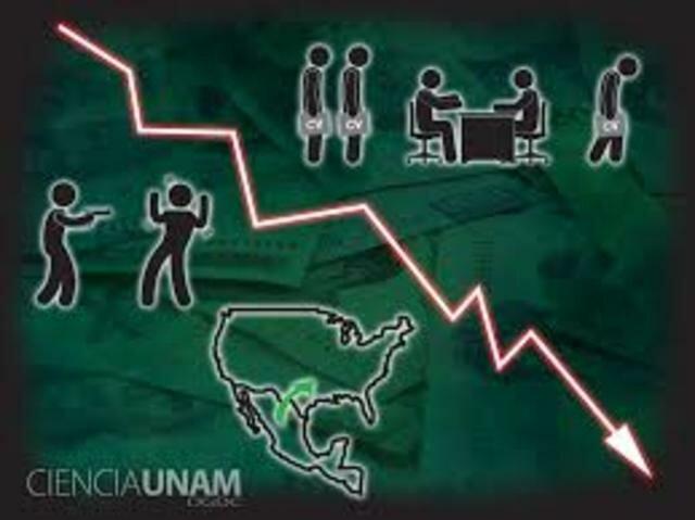 Devaluación y nueva crisis en México