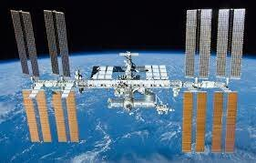 The start of the ISS