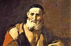 Filósofo Griego Leucipo