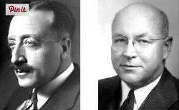 John Howard Northrop y Wendell Meredith Stanley