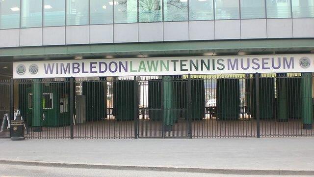 First Tennis Museum