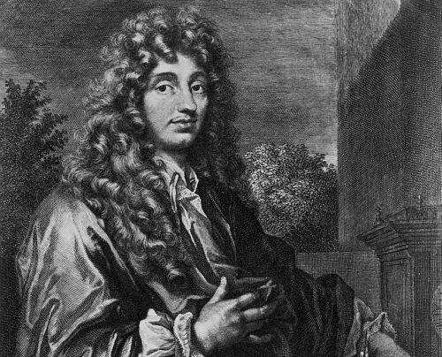Físico Neerlandés Christian Huygens y el científico Ingles Robert Hooke