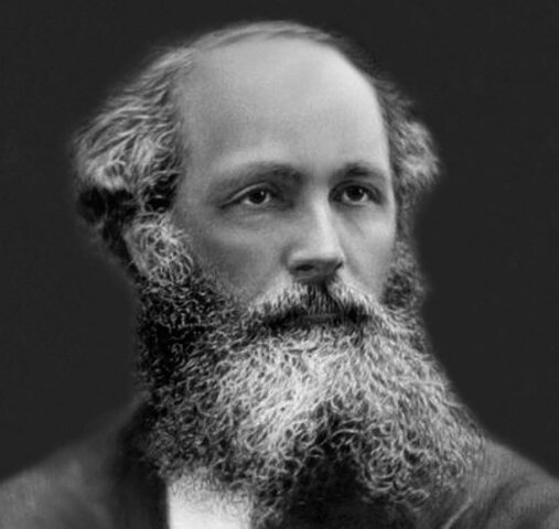 Científico Escocés James Clerk Maxwell