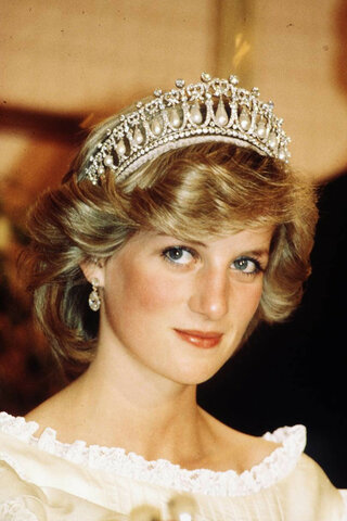 When I was 7 years old, Princess Diana died