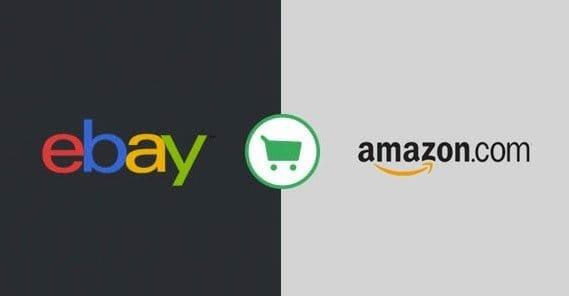 Fundación de Amazon y Ebay