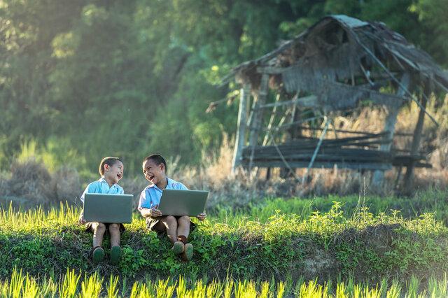 Acceso al internet globalmente