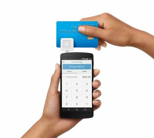 Primer lector de tarjetas móviles