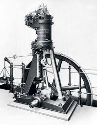 Diesel invented the diesel engine