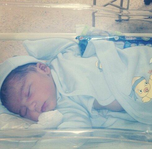 My 3rd Brother's birth