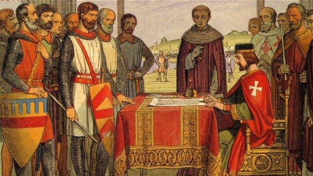 Carta Magna.
