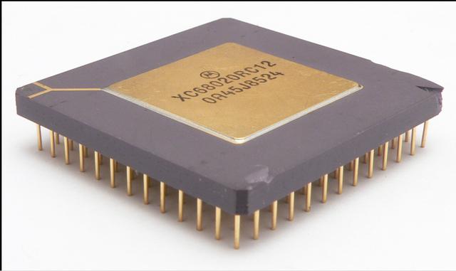 Microprocesador 68030