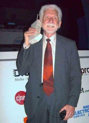 surgimiento del teléfono celular