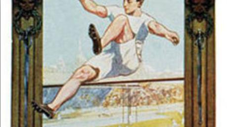 Start of the 1908 summer olympics