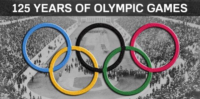 Start of the 1912 summer olympics