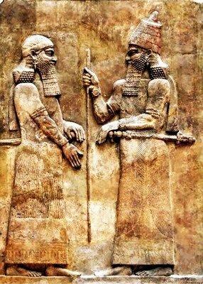 Caldeos, Asirios y Babilónicos