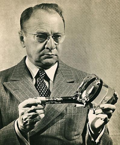 Iconoscopio en la RCA