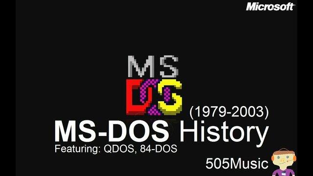 QDOS / MS-DOS