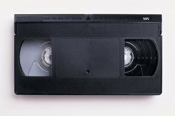 VHS y las Pantallas LCD