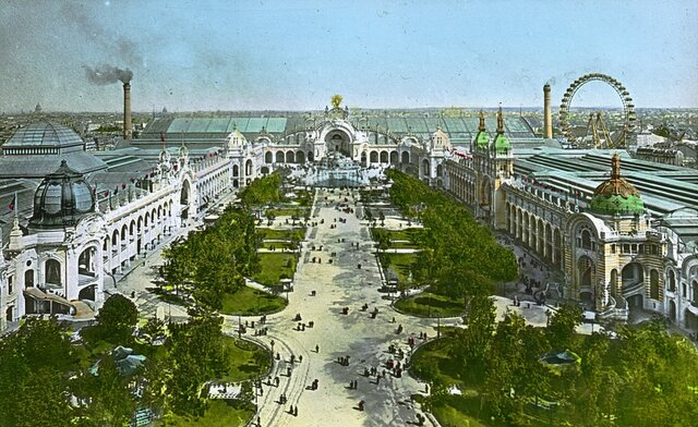 1900 Paris
