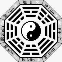 En la antigua China, en el texto clásico del I Ching