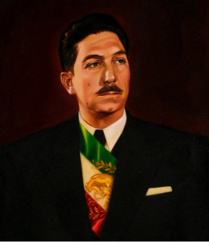 Miguel Alemán Valdés 1946 - 1952.