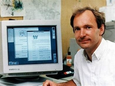 Invention of the Web