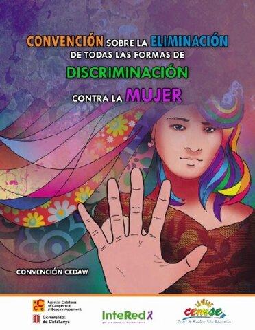 CONVENCIÓN SOBRE LA ELIMINACIÓN DE TODAS LAS FORMAS DE DISCRIMINACIÓN CONTRA LA MUJER