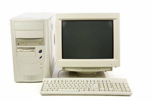 creación de los computadores de mesa