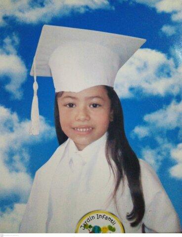 My  first Graduation
