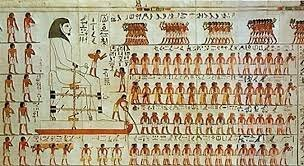 EGIPTO 3,050 a.C.