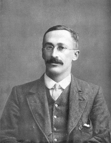 WILLIAM SEALEY GOSSET 1908