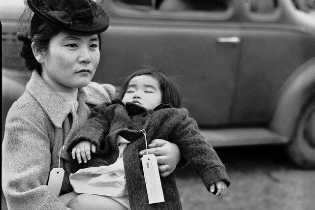 Internment of Japanese Citizens