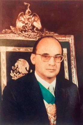Luis Echeverría Álvarez (1970-1976).