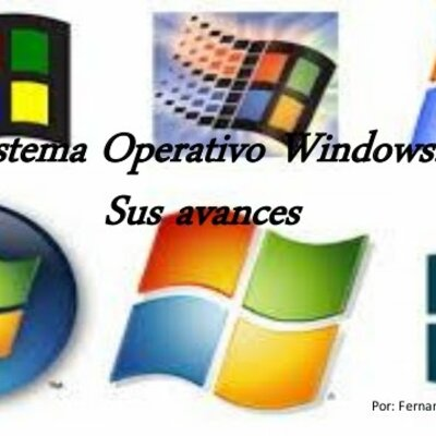 Los sistemas operativos timeline