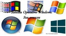 Los sistemas operativos de windows timeline