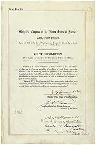 16th Amendment was established