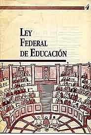 Ley Federal de Educación 1973