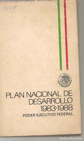 Promulgo el Plan Nacional de Desarrollo